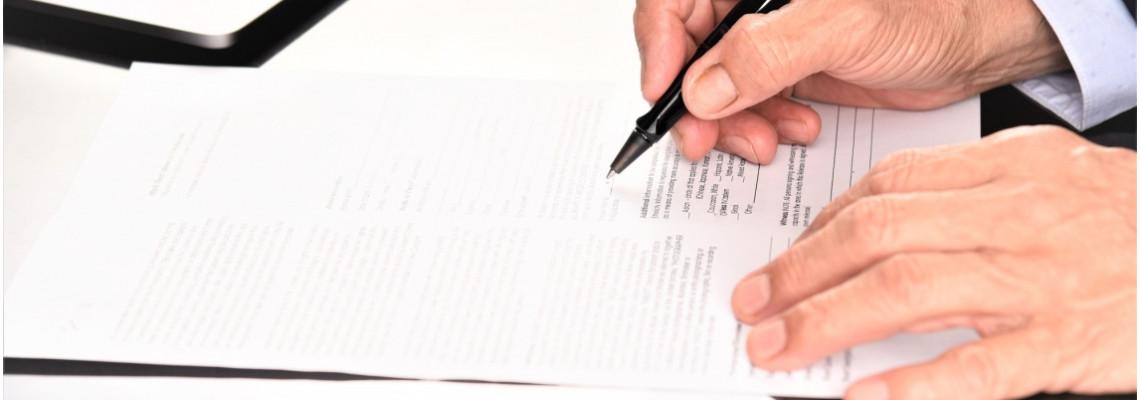 Договор на открытие расчетного счета