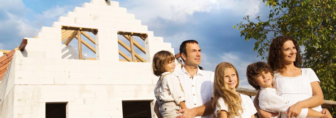 Где взять кредит на строительство дома