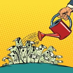 Государственные субсидии на развитие сельского хозяйства