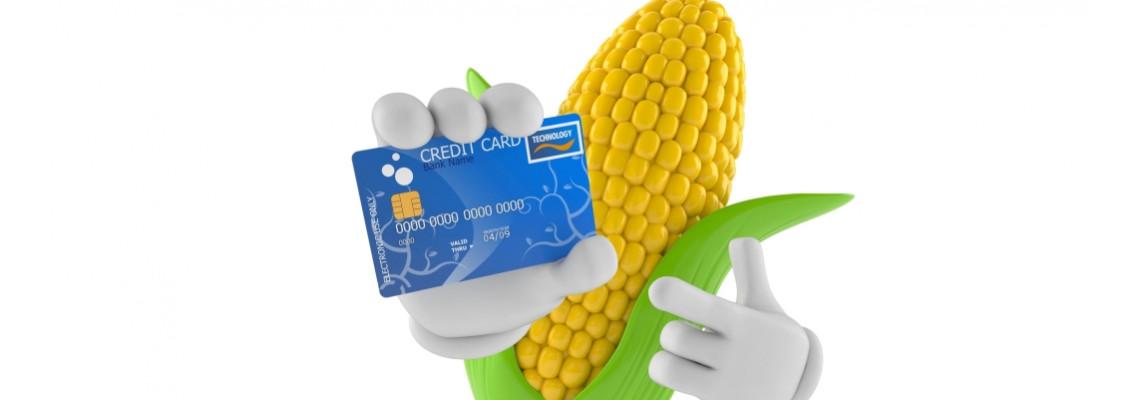 Какой банк обслуживает карту Кукуруза