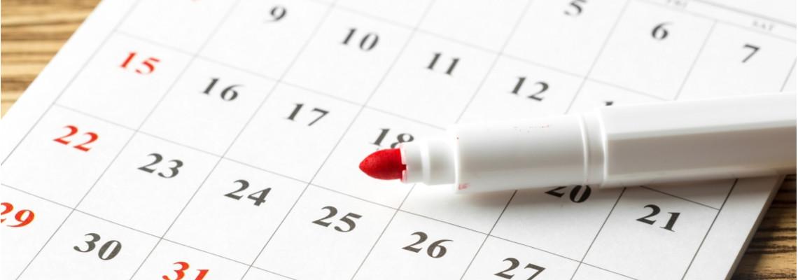 Календарь выходных и праздников на 2021 год