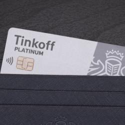 Кредитная карта Платинум Тинькофф банка