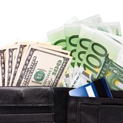 Можно ли положить на карту Сбербанка доллары и евро