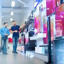 Покупка телевизора в кредит в Эльдорадо