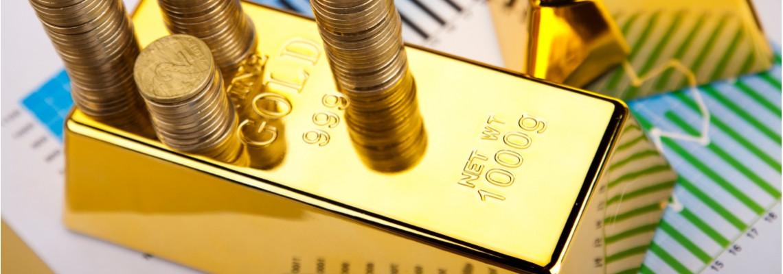 Вклады в золото в Сбербанке