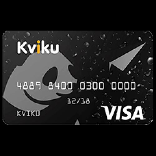 Банк Rviku — виртуальная кредитная карта