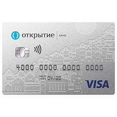 Банк Открытие — дебетовая карта «Opencard»
