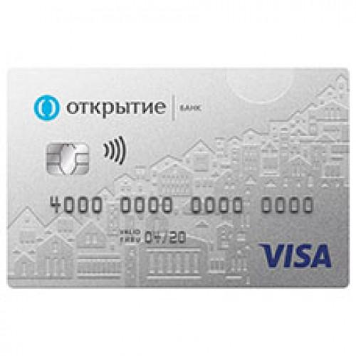 Банк Открытие — кредитная карта «Opencard»