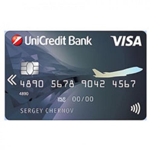 Unicredit Банк — дебетовая карта «Air Visa»